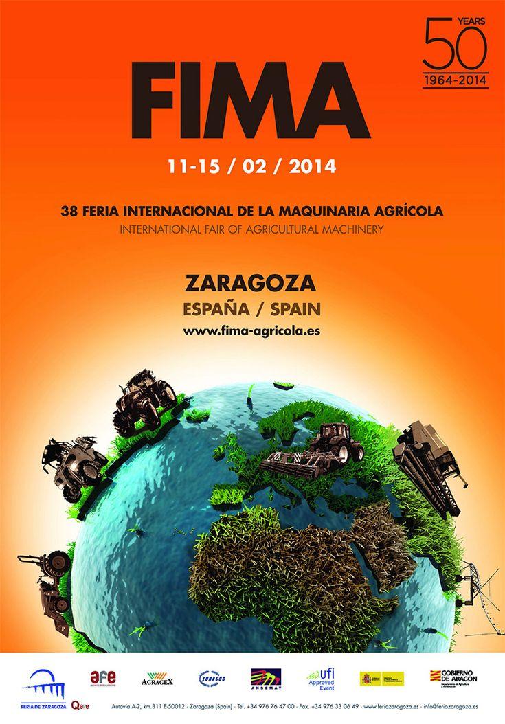 38º Feria Internacional de la Maquinaria Agrícola. Zaragoza - http://www.ruralgia.com/blog/38o-feria-internacional-de-la-maquinaria-agricola-zaragoza/