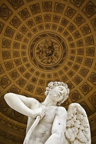 Temple de lAmour, Petit Trianon, Château de Versailles, France by Kaeurialias, via Flickr