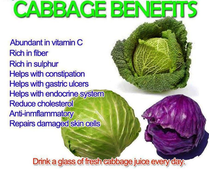 I've always loved cabbage but I eat WAY more now that I know the awesome benefits!!  #cabbage #benefits