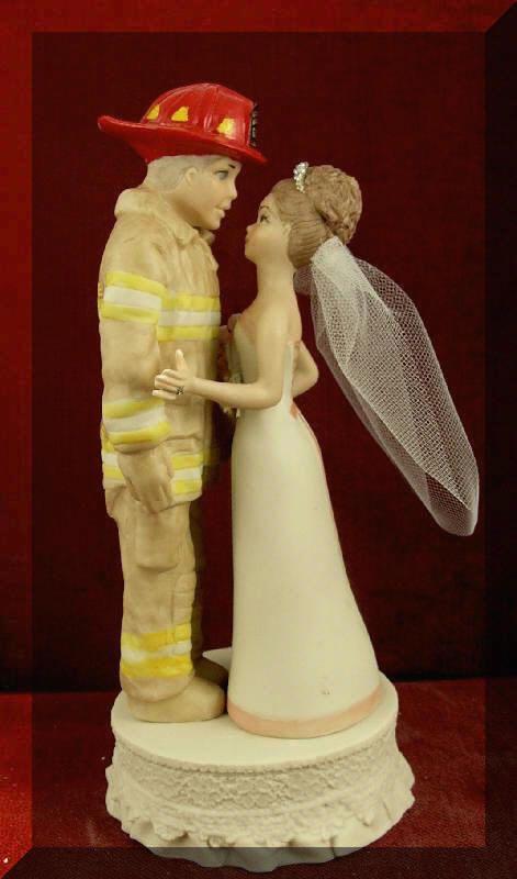 Pin Fireman Firefighter Nurse Hose Cartoon Wedding Cake By Spartacarla  more at Recipins.com