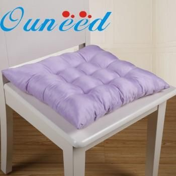 Ouneed 40x40cm Gifts Home Decor Comfortable Ten Colors Soft Home Office Square Cotton Seat Cushion Buttocks Chair Cushion Pads
