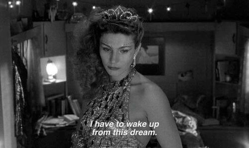 I have to wake up from this dream.