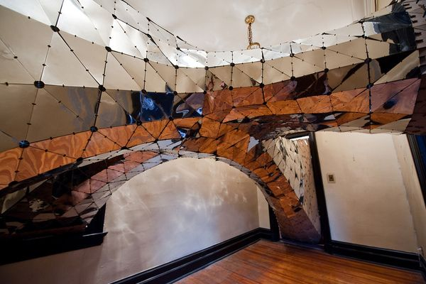 A site specific Installation by SOFTlab