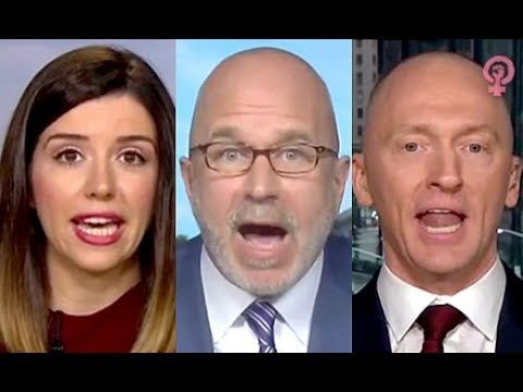 Comrade Carter Page Praises Trump's 'Bravery' For Going Up Against 'Fake...