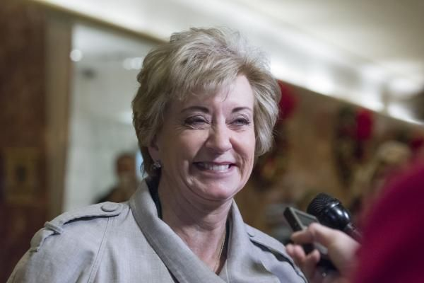 Andrew V. Pestano NEW YORK, Dec. 8 (UPI) -- President-elect Donald Trump has tapped WWE co-founder Linda McMahon to lead the U.S. Small…