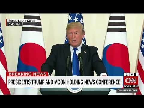 WATCH: NBC Reporter Tries To Use Texas Shooting To Embarrass Trump In South Korea, Fails Miserably   Daily Wire