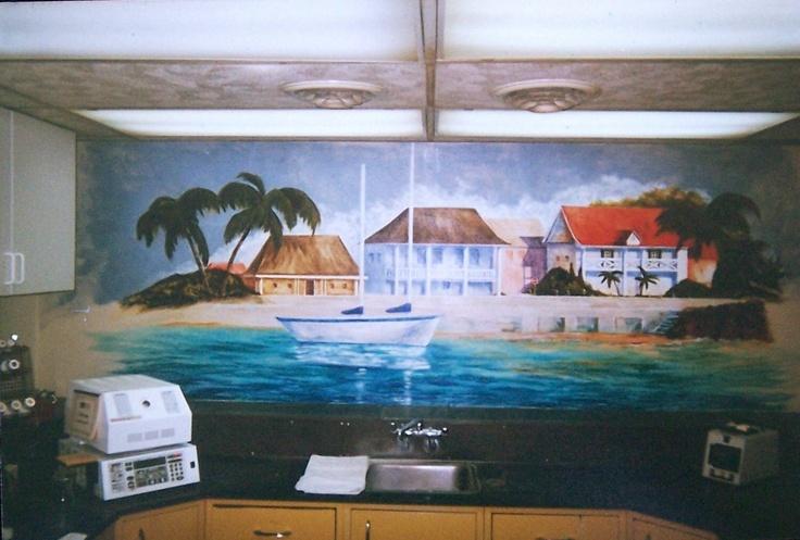 Mural-Delta Dental Lab,  Racine, Wi