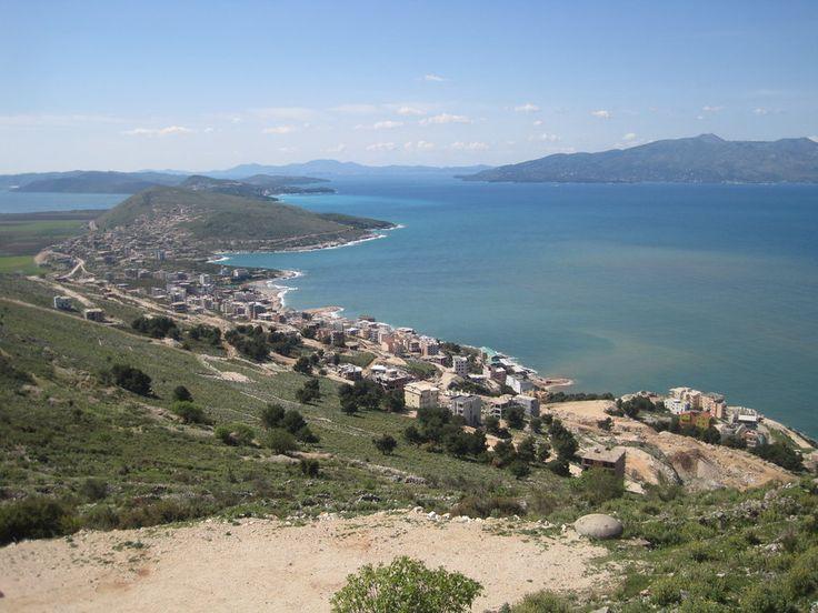 Ag.Saranda City of Northern Epirus