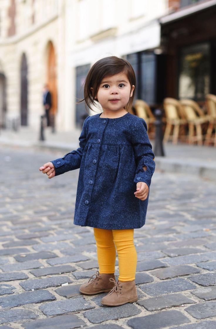 81cfe8d5d Pin de Tamara Dorantes en Moda Bebe   Niños, Moda para niñas y Moda infantil