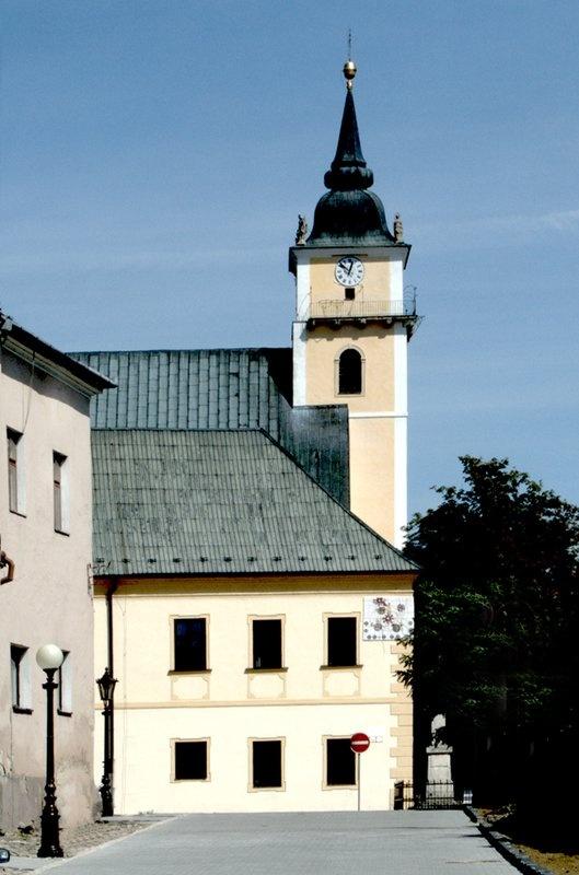 Svätý Jur, is a small town northeast of Bratislava. Slovakia.   © Laco Zachar