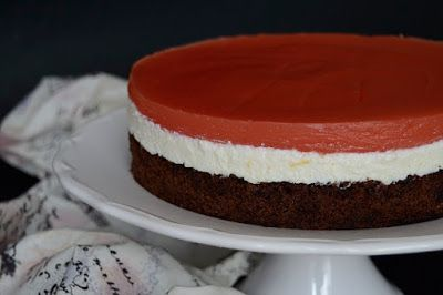 Citromhab: Üdítő torta
