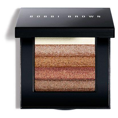 Bobbi Brown Cult Favorite | Shimmer Brick Compact in Bronze | Highlight Powder | Bronzer | Blush
