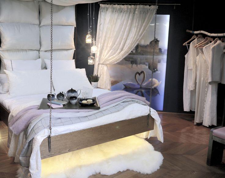 'Eco-Fantasy' room set at the Coronation Festival, Buckingham Palace, Summer 2013. Interior by Field Day Studio + Arostudio (studio wick)