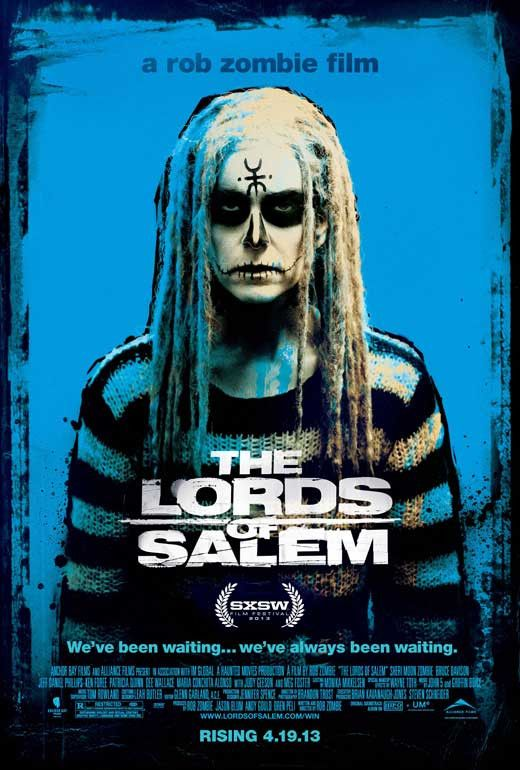 The Lords of Salem 27x40 Movie Poster (2013)