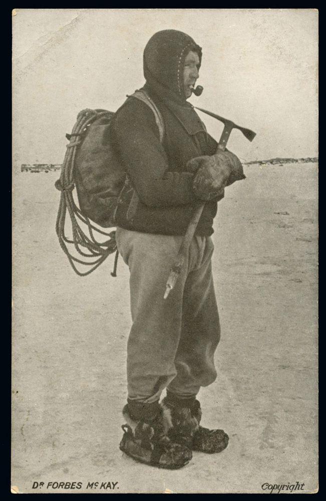 british antartic expedition 1907