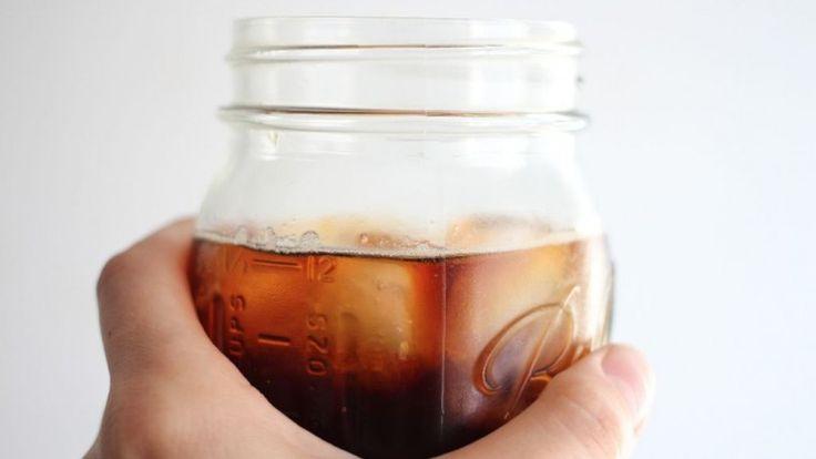 La vrai méthode pour faire du café glacé - Montruc.ca
