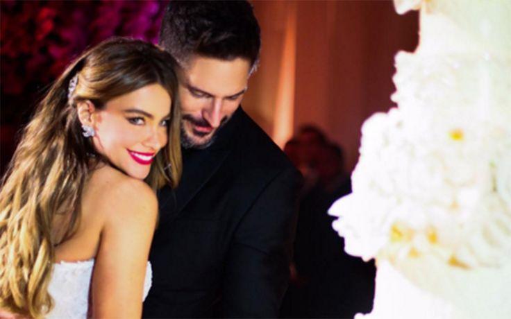 Todos los detalles de la impresionante #boda de Sofía Vergara y Joe Manganiello: El gran día de una de las parejas más atractivas de Hollywood ya llegó.