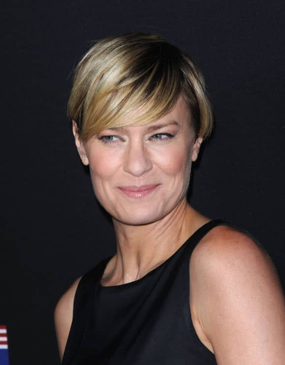 robin wright tochter