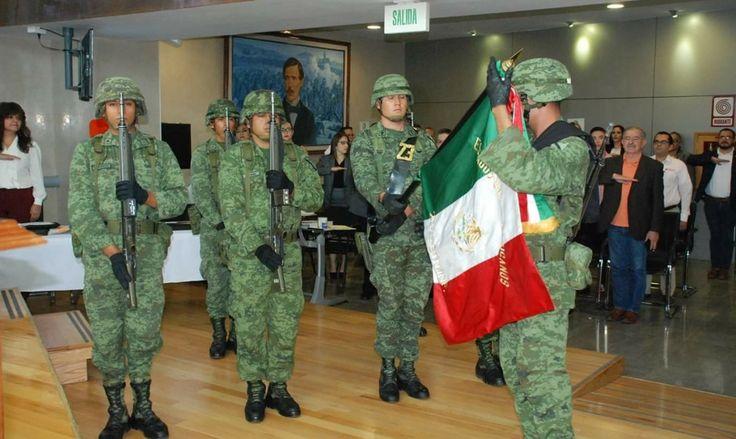 Emiten convocatoria para realizar Himno de las Fuerzas Armadas de México | El Puntero