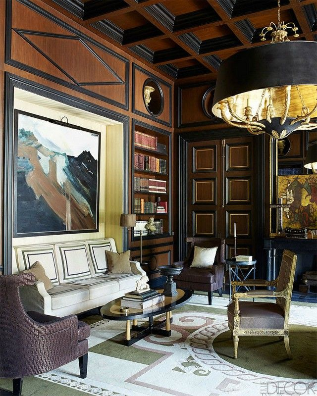 For French Designer Jean Louis Deniot The Assignment To Create An Estate In New Delhi From Ground Up Was Commission