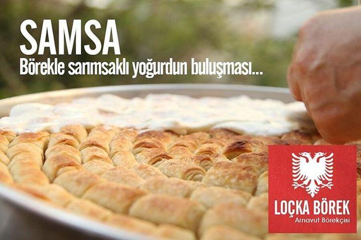 Samsa Arnavut Böreği...Sıcacık mantıların üzerine sarımsaklı yoğurt....#samsa  #arnavutböreği #börek #evböreği #boreksiparisi #rumeli #arnavutlar #arnavut #yemek #loçkam