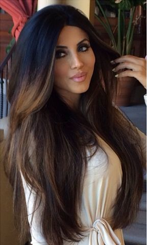 109 best leyla milani images on pinterest hair evening dresses leila doesnt normally wear extensions but if she does its definitely her leyla milani hair extensions pmusecretfo Gallery