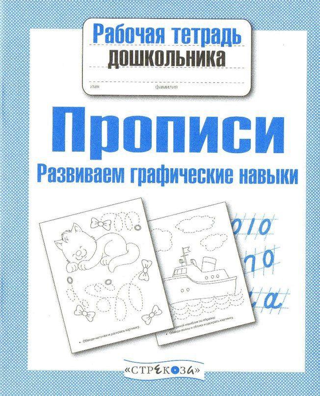 Podgotovka K Shkole Nachalnaya Shkola S Uchitelem Uroki Pisma Propisi Doshkolnoe Obuchenie