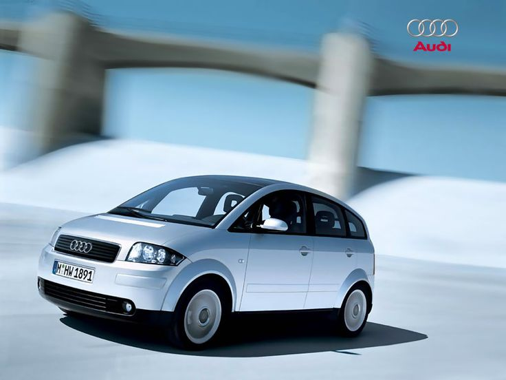 My little Audi A2