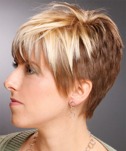 17 Best images about hair style ideas on Pinterest | Short