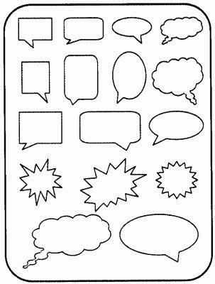 comic book templates - Google zoeken