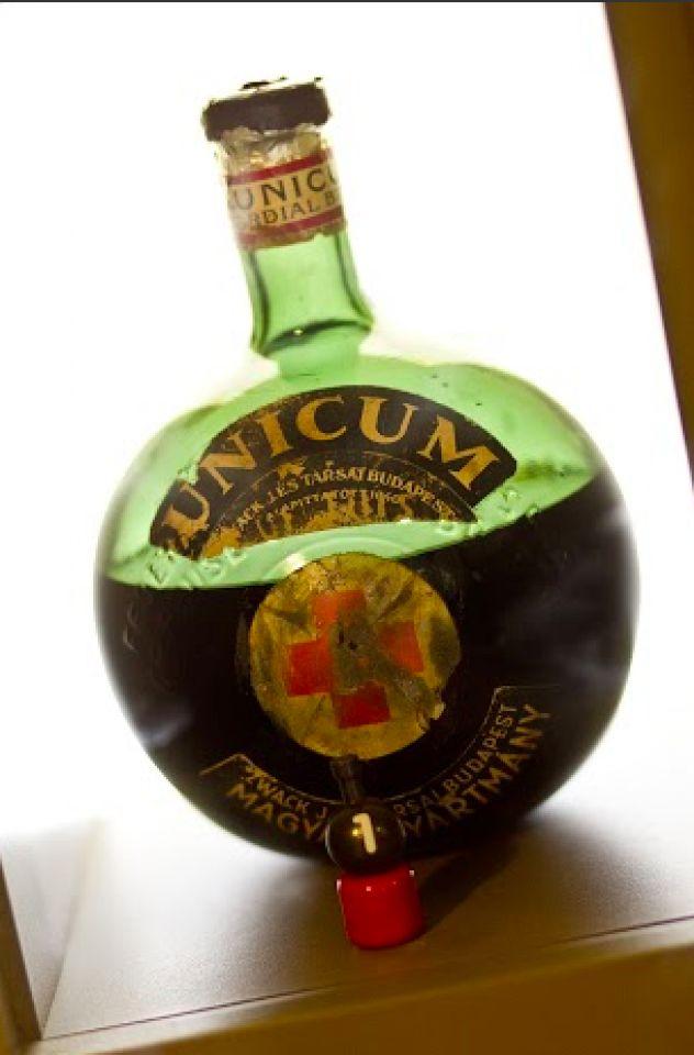 Hungarian - Zwack unicum...