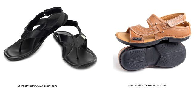 Sandals for Men - Comfortable ones for Everyday use | -