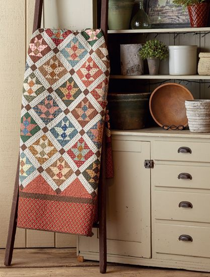 Tributes And Treasures 12 Vintage Inspired Quilts Made