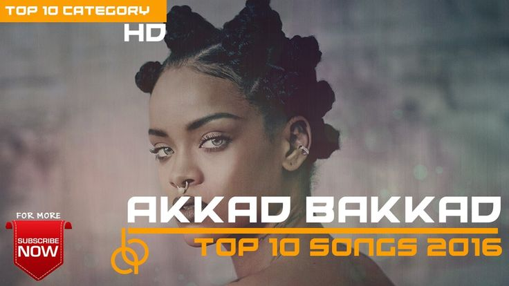 top 10 Songs of the year 2016 - English Songs | Billboard list of year 2016