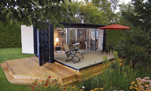 Maison container ecopods architecture pinterest minis et recherche - Acheter maison container ...