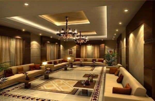 ديكورات الجبس In 2020 Luxury Ceiling Design Luxury Bedroom Design Ceiling Design Living Room