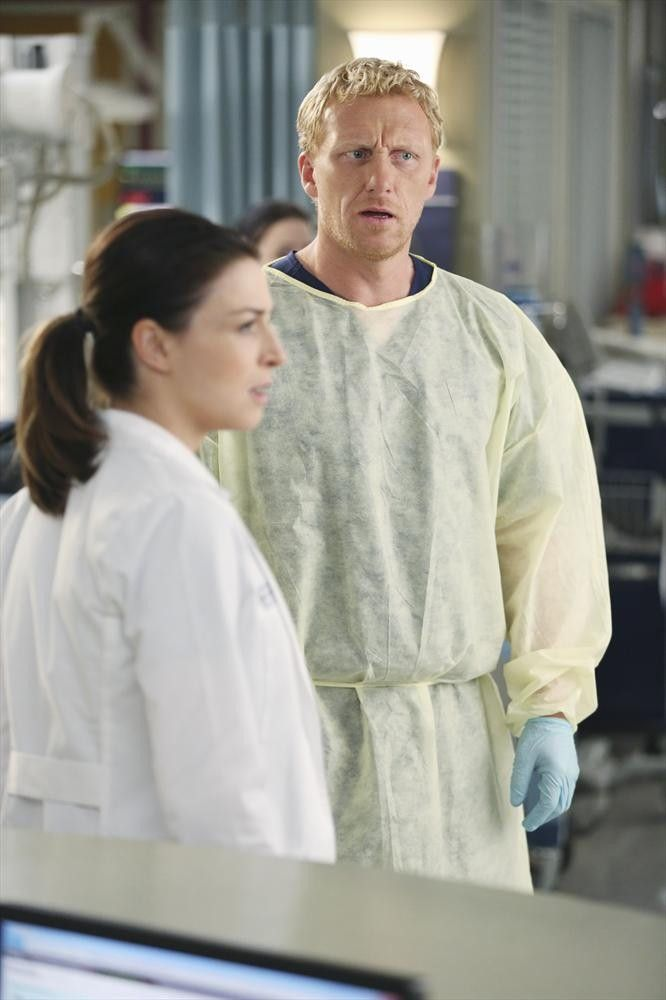 Grey's Anatomy Spoilers: Will Owen and Amelia Talk About Cristina?