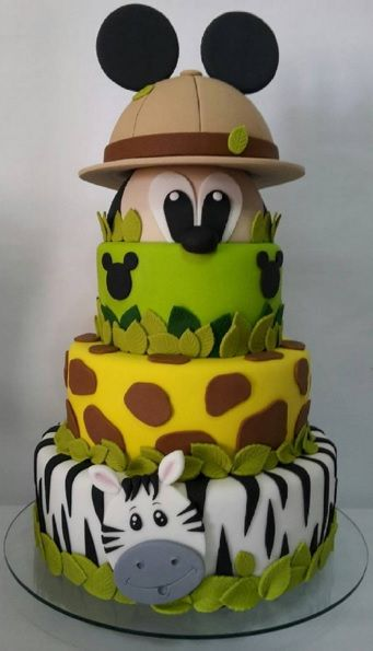 1452 best Animal Cakes Cupcakes images on Pinterest Birthday
