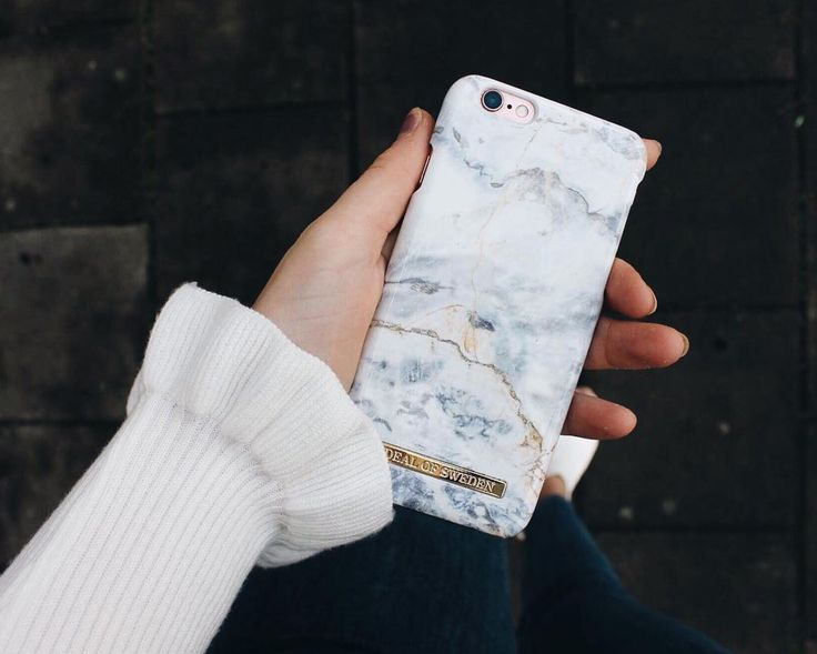 Ocean marble @mmatildalarsson  marble case  Idealofsweden. iDeal of Sweden