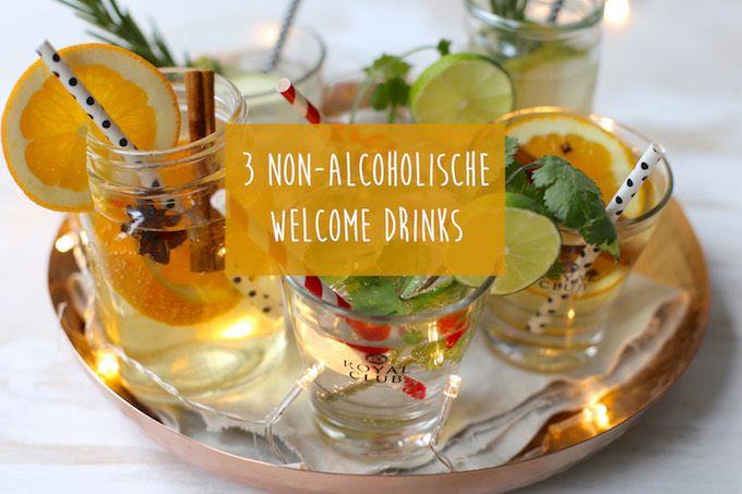 Op zoek naar lekkere en non-alcoholische drankjes voor bijvoorbeeld een feestje? Bekijk dan eens deze recepten. Ze zijn allemaal super lekker en simpel te bereiden.