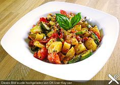 Kartoffel - Paprika - Zucchini - Topf (Rezept mit Bild) | Chefkoch.de