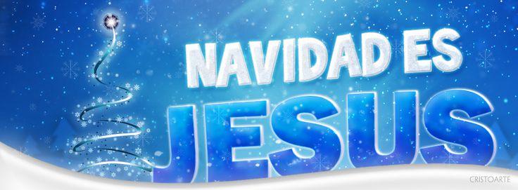 Navidad es Jesús! - Portadas para Facebook - Facebook covers