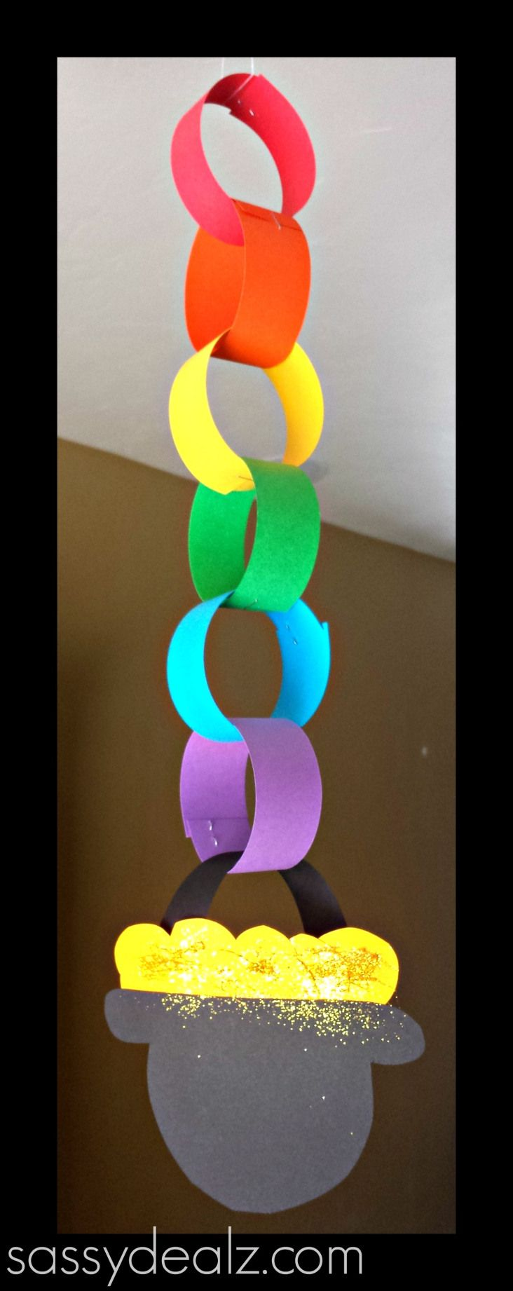 March arts and crafts - Easy St Patrick S Day Crafts For Kids