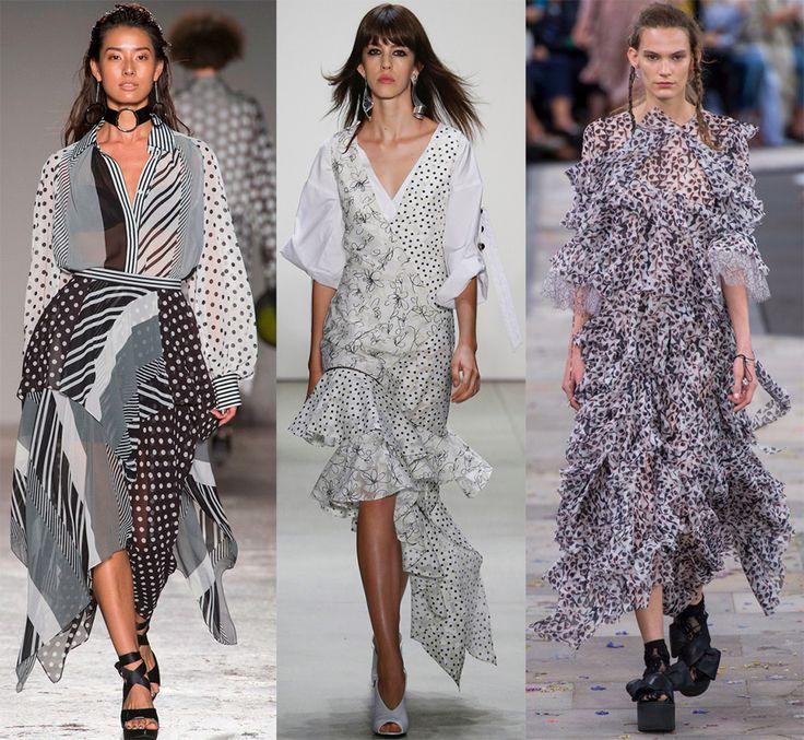 Модные платья на лето 2017