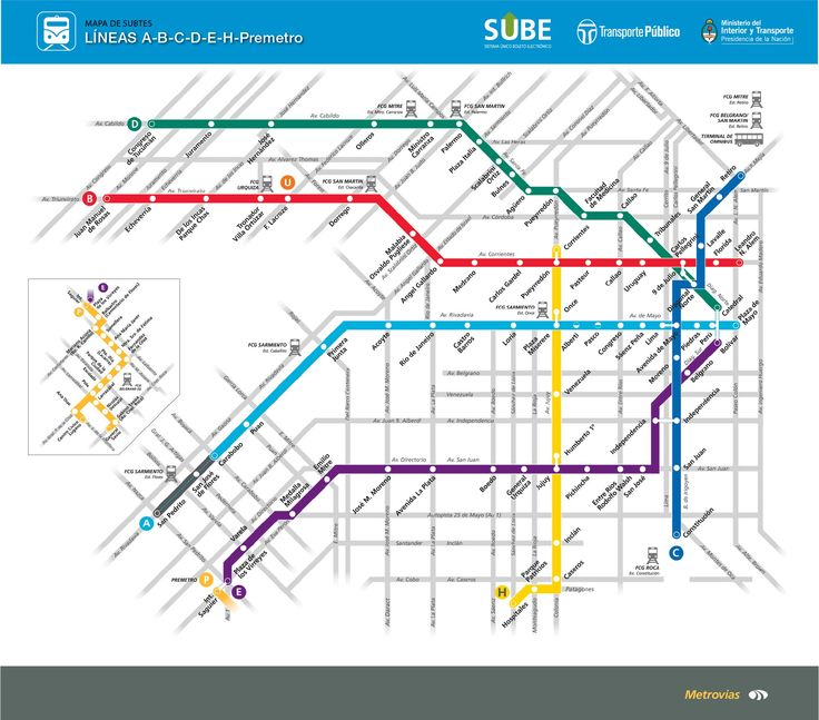 The Best Buenos Aires Map Ideas On Pinterest Buenos Aires - Argentina subway map