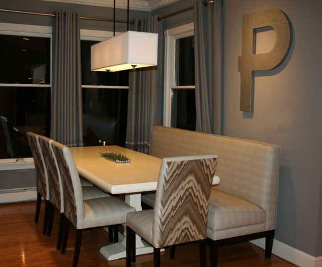 Best 25+ Dining room banquette ideas on Pinterest | Banquette ...