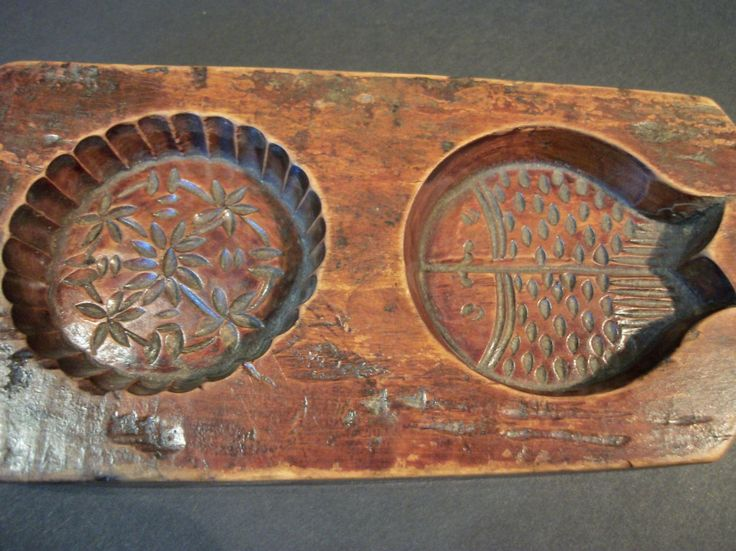 Chinese Antique Mooncake Mold by AntiquesByZaar on Etsy