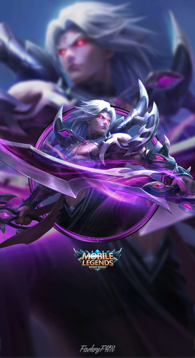 Wallpaper Phone Martis Ashura King By Fachrifhr Mlbb Mobile Legends Mobile Legend Wallpaper Wallpaper
