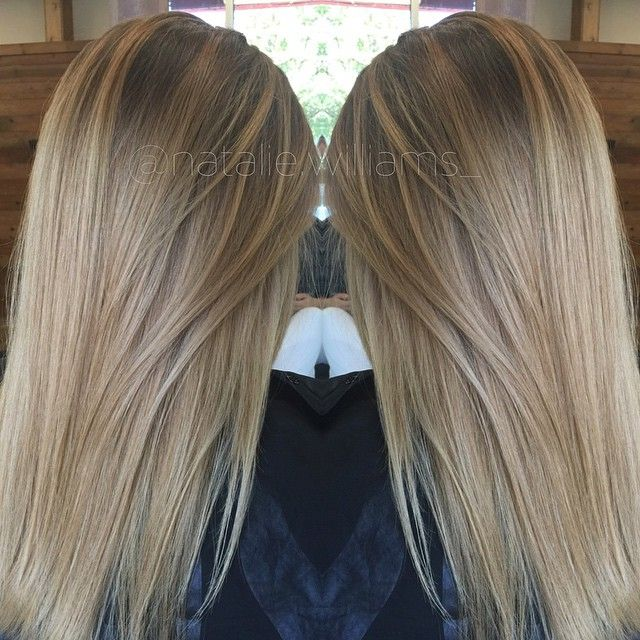 Light brown / dark blonde Pinterest: @stephyoung498