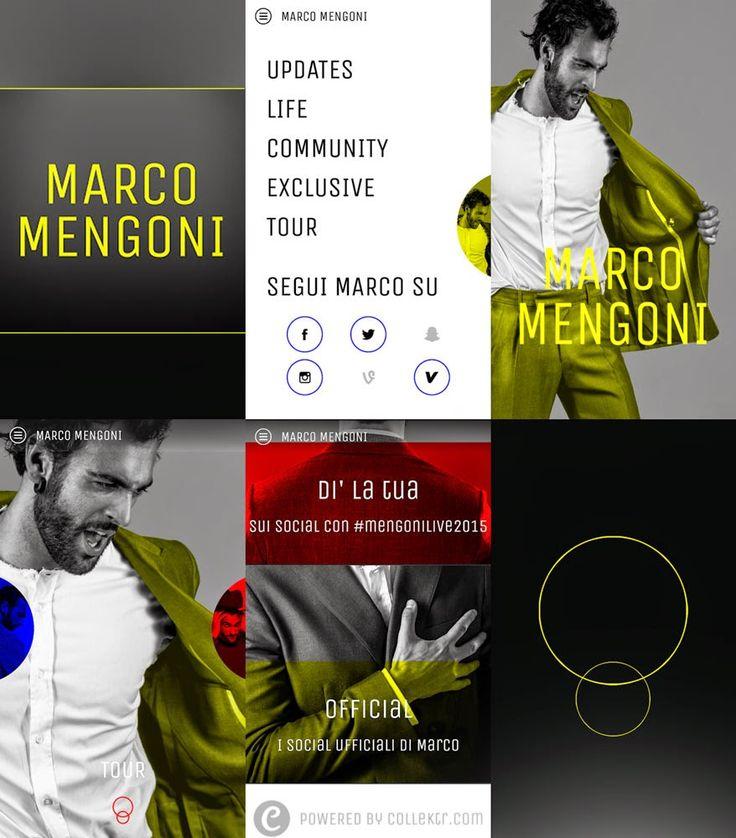 "DuriMarcoMengoni Unofficial Blog: La app, una ""figata pazzesca""!"